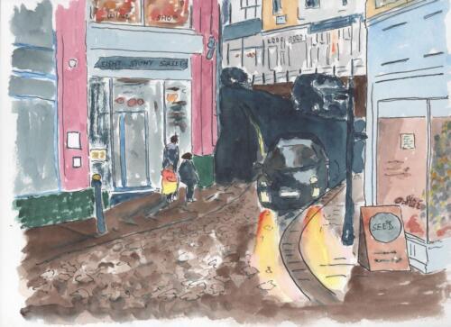 Stony Street, Frome.
