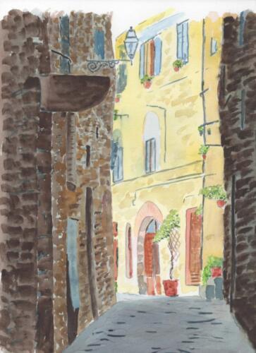 Umbrian Street